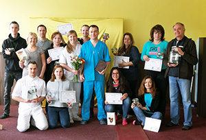 SKUPINA ŠTUDENTOV Asociácie špecialistov hirudoterapie